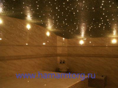 Светильники освещение для хамама доставка по РФ бесплатно